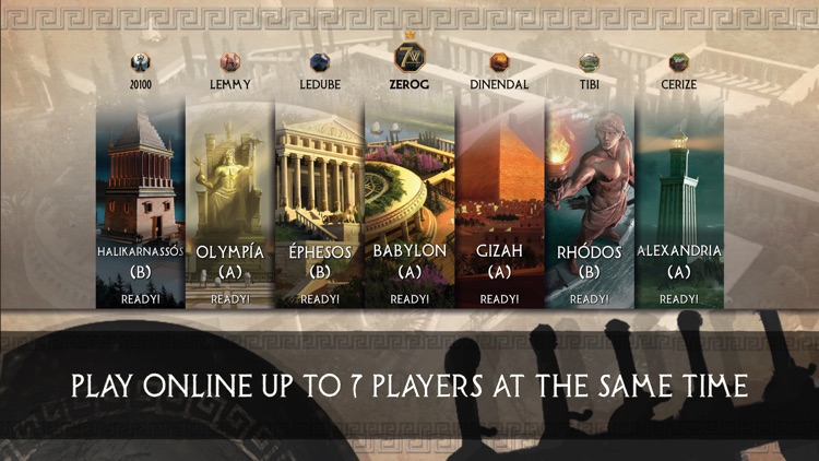 7 Wonders screenshot-1