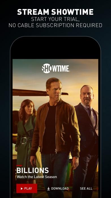 SHOWTIME: TV, Movies and More Screenshot
