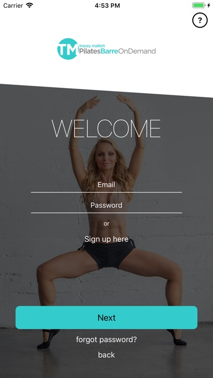 Pilates Barre On Demand screenshot-0