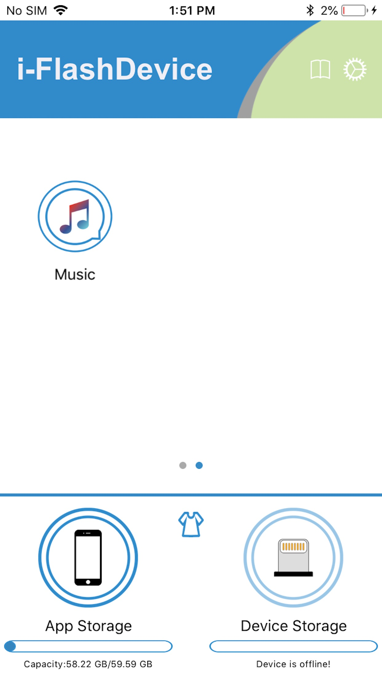 i-FlashDevice Screenshot