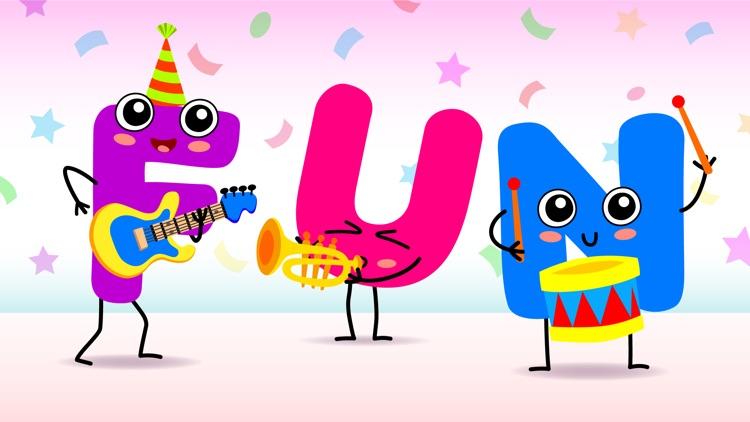 ABC Phonics & Games for Kids screenshot-9