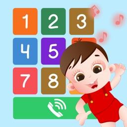 Preschool Kids Music Phone App