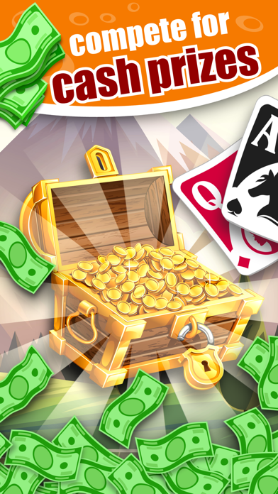 Big Win Solitaire: Cash Prizes screenshot 2