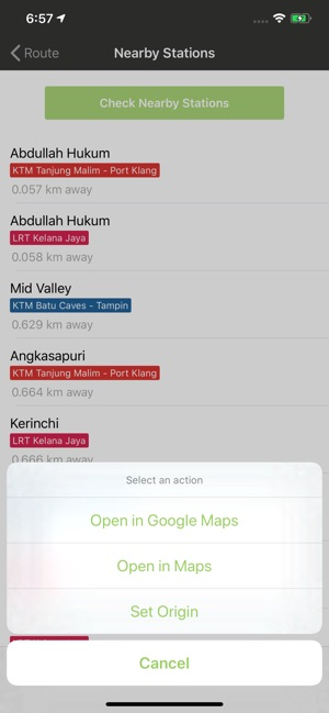 Rapidly Lrt Mrt Route Fare On The App Store