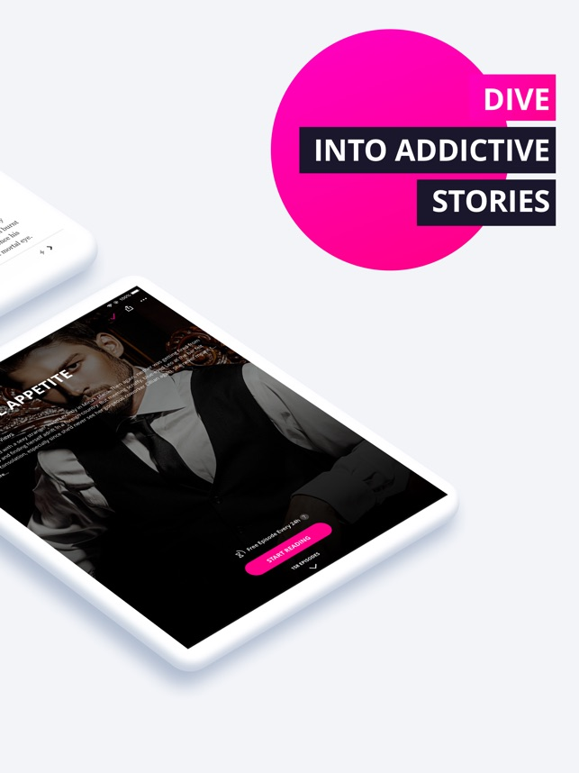 Radish Fiction & Chat Stories on the App Store