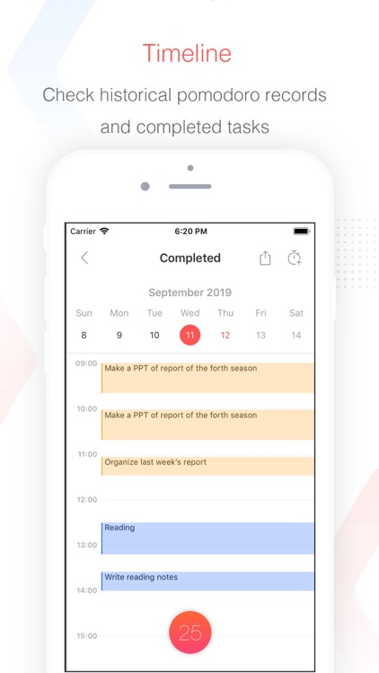 Focus To-Do: Focus Timer&Tasks screenshot-5