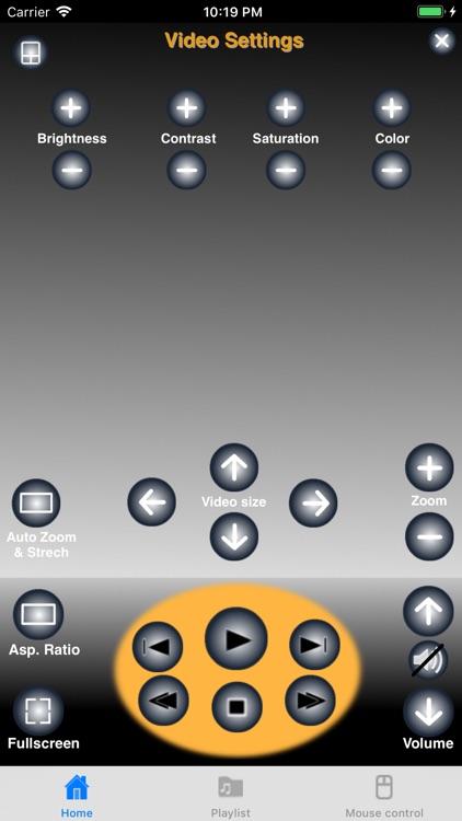 GOM Remote controller screenshot-3