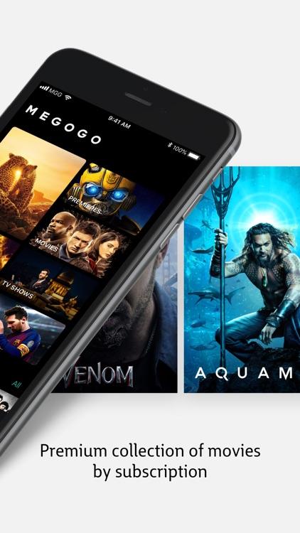 MEGOGO - TV and Movies