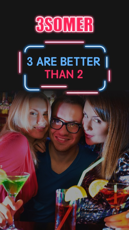 3Somer: Threesome For Swingers