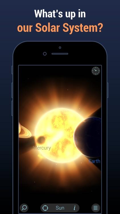 Solar Walk Lite:Planetarium 3D screenshot-0