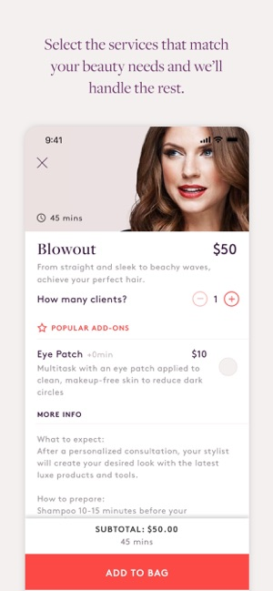 Glamsquad - On-Demand Beauty on the App Store