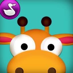 Ícone do app Peek-a-Zoo HD