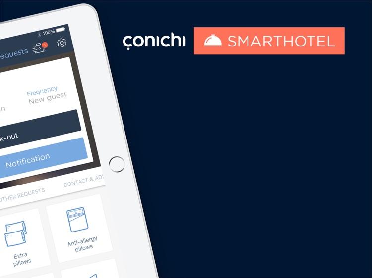 conichi Hotelier App