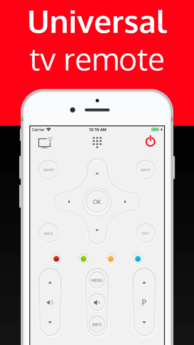 Top 10 Apps like Smart TV Remote Controller in 2019 for