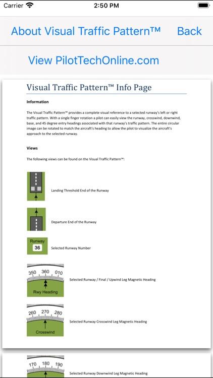 Visual Traffic Pattern screenshot-6