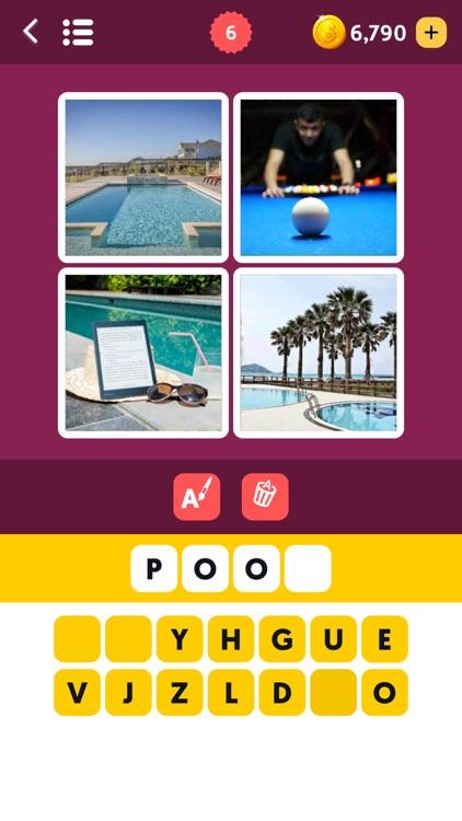 4 Pics 1 Word - Puzzle Game