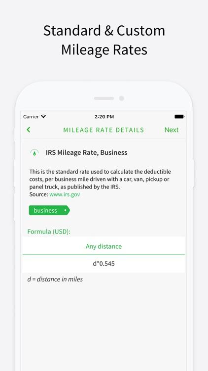 Psngr - Mileage Tracker screenshot-6