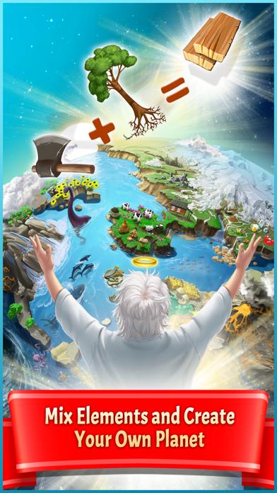 Doodle God™ Alchemy screenshot two