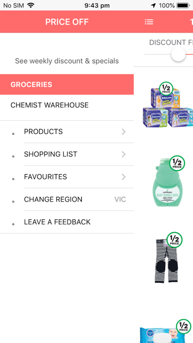 Download Price Off - Groceries Discount for Pc