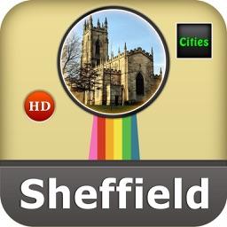 Sheffield Offline Map Guide