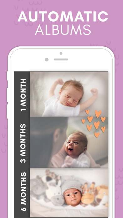 Screenshot for Precious - Baby Photo Art in Jordan App Store
