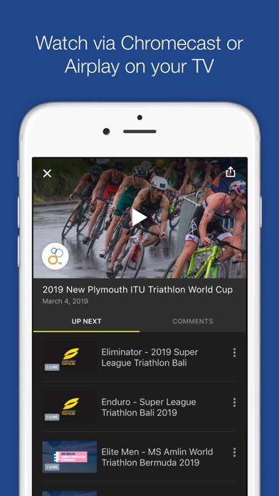 Screenshot #10 for TriathlonLive - Triathlon TV