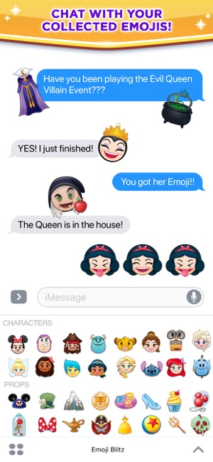 Disney Emoji Blitz On The App Store