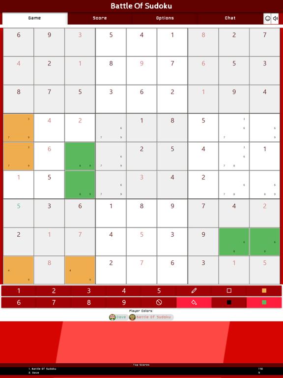 Battle Of Sudoku screenshot 12