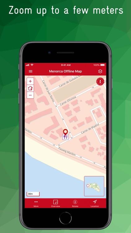 Menorca Offline Map screenshot-5