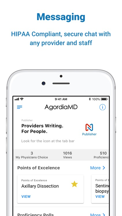 AgordiaMD: Carry Your Message