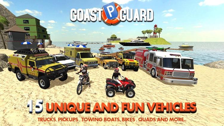 Coast Guard: Beach Rescue Team screenshot-4