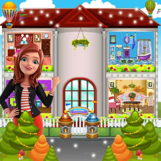 Dreamy Doll House Decoration