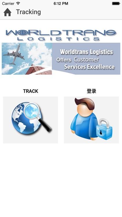 Worldtrans Tracking
