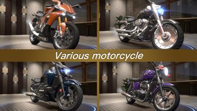 Speed Moto Dash:Real Simulator screenshot 2