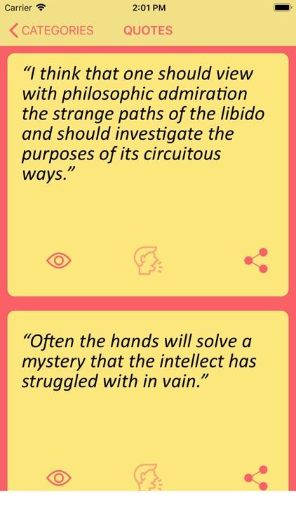 Musings of Carl Jung screenshot-4