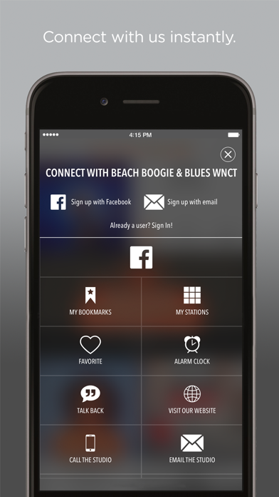 Beach Boogie & Blues WELS screenshot two
