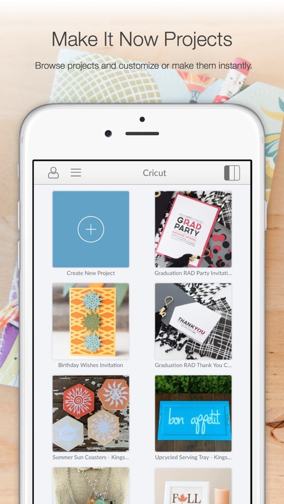 Cricut Design Space App for iPhone - Free Download Cricut Design