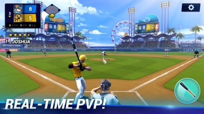 Ballistic Baseball screenshot 1