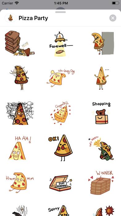 Pizza-Party screenshot 5