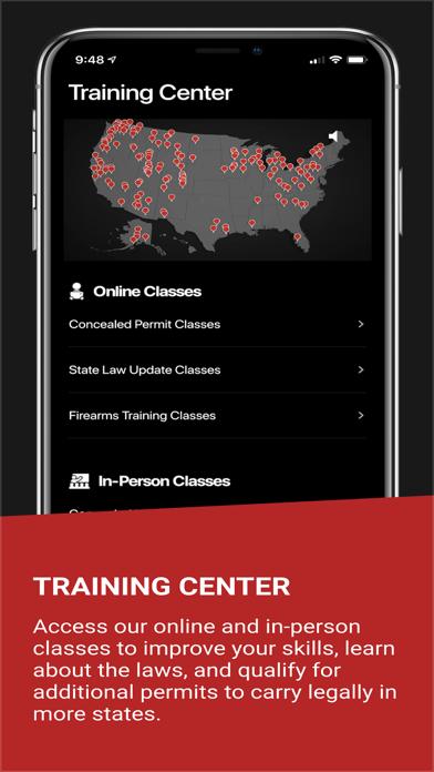 CCW & US Gun Laws - Legal Heat Screenshot