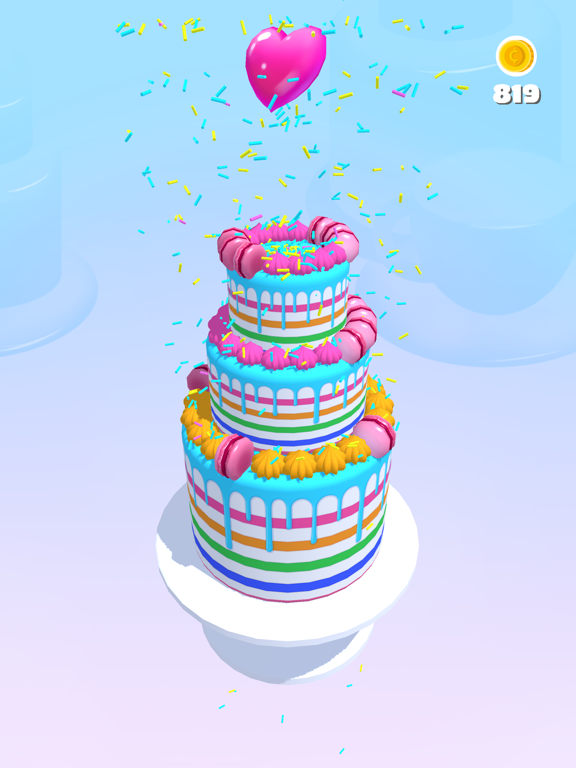 HappyDecoration! screenshot 1