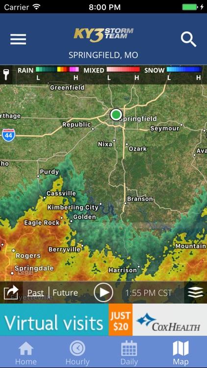KY3 Weather screenshot-4