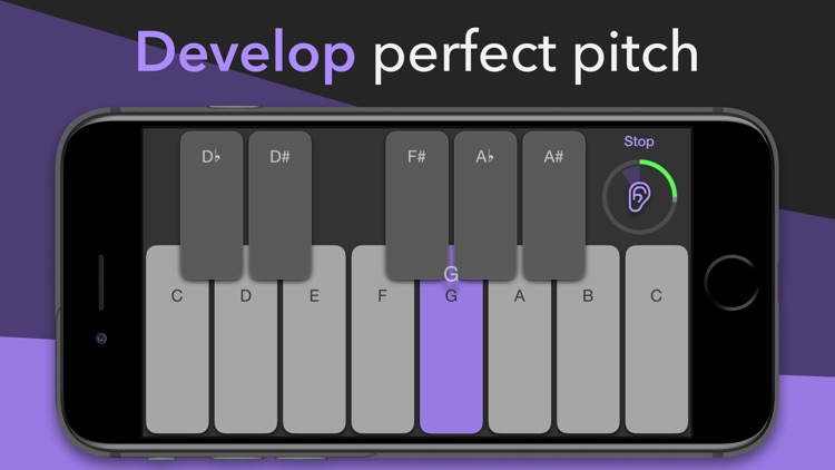 Absolute-Develop Perfect Pitch