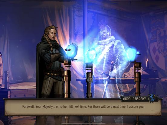 Thronebreaker screenshot 9