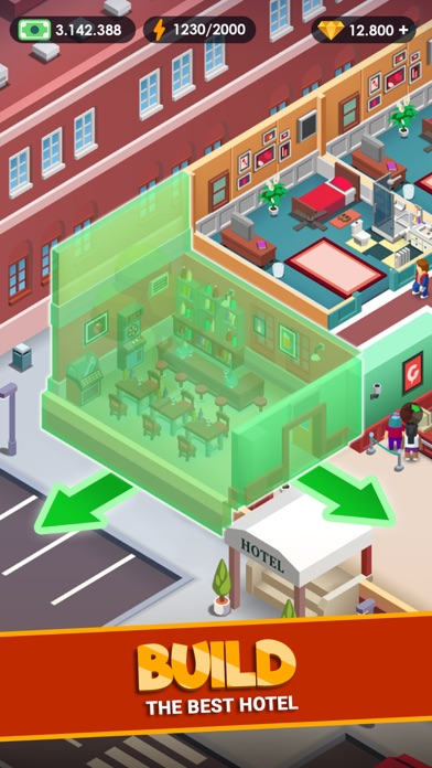 Hotel Empire Tycoon-Idle Game for windows pc