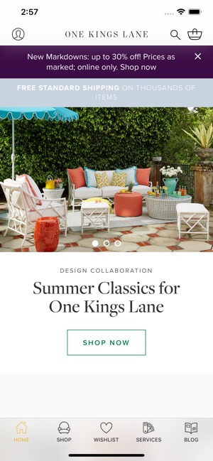 One Kings Lane On The