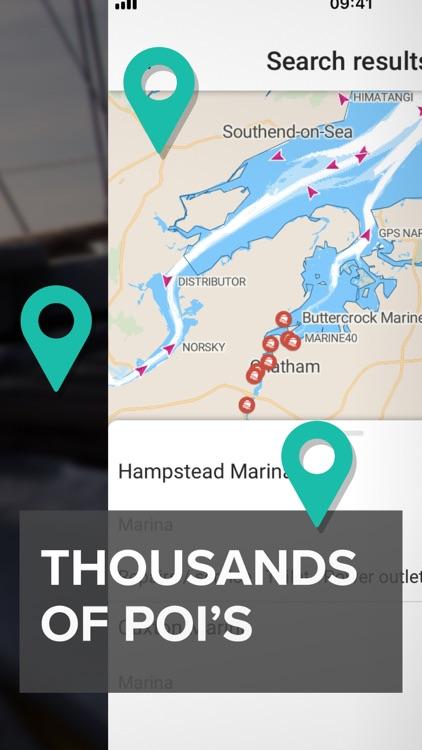 C-Map: Boating screenshot-5