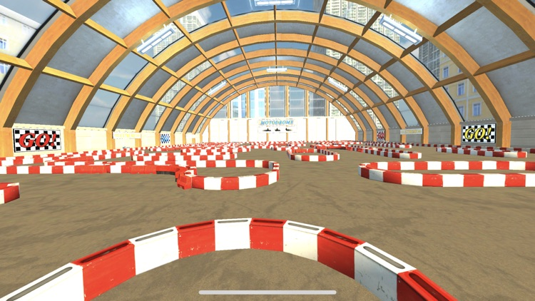 3D Go Kart Racing SIM screenshot-1