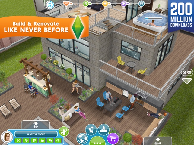 The Sims™ FreePlay on the App Store