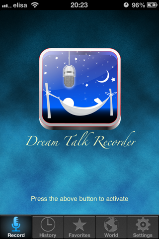 Dream Talk Recorder - náhled